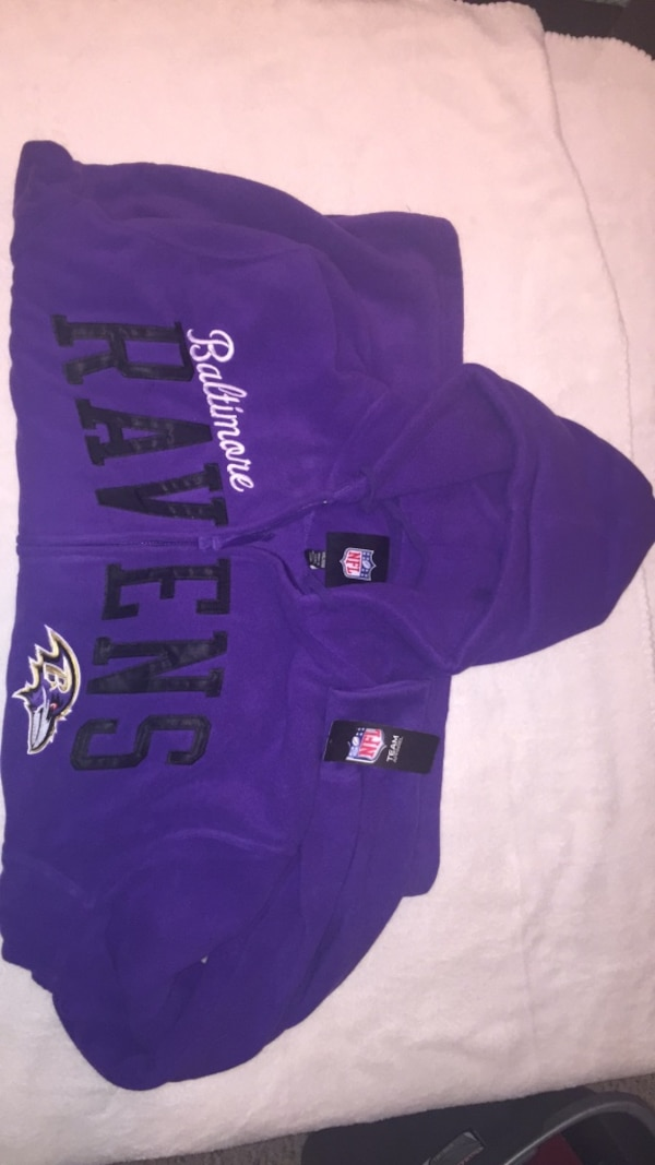 separation shoes cbf0b c031a Baltimore Ravens hoodie NEW