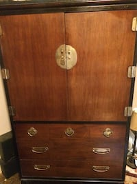A Amazing Antique cherry wood cabinet