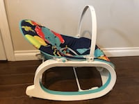 Fisher-price infant to toddler rocker chair Newmarket, L3Y 5C4