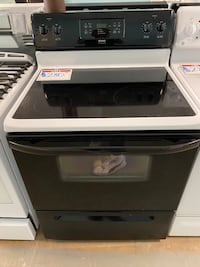 Kenmore electric Glass top stove