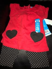 0-3 mth baby girl outfits Edmonton, T5Y 2V6