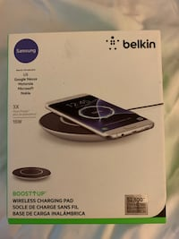Belkin wireless charger  Toronto, M2N 1K4