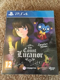The Count Lucanor Signature Edition PS4 BRAND NEW  Langley, V2Y 1B5