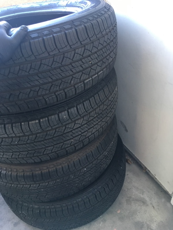 Michelin Latitude 235/65/R18