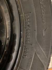 Good Year Winter tires 225/60R16 Toronto, M1S 2Z9