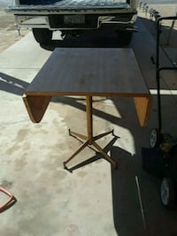 Small little folding table no chairs only table Arizona City, 85123