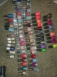 nail polish bottle lot Calgary