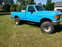 blue single cab pickup truck Gibsonville, 27249