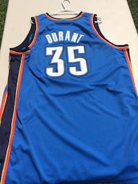 Kevin Durant OKC Jersey  South Frontenac, K0H