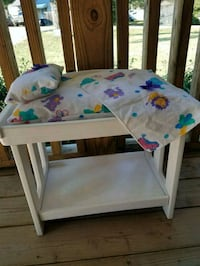 Bitty Baby changing table  Rossville, 30741