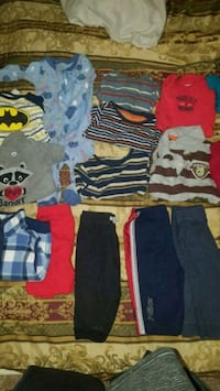 Boys clothes size 6-12 months Woodbridge, 22191
