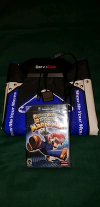 Nintendo gamecube game, Dance Mario Mix Front Royal, 22630