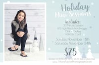 Holiday Mini Sessions Maineville, 45039