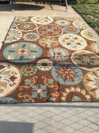 Rug 7x10'  Junction City, 66441