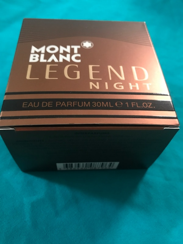 c1658ba15d90 Used Mont Blanc legend night new for sale in Sandy Springs - letgo