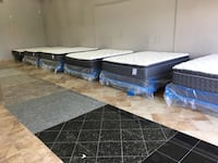 Pillowtop Mattresses - Brand New With Warranty Hendersonville
