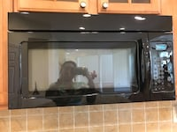 New Microwave by GE  54 km