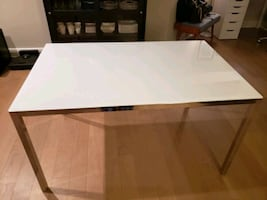 Ikea Torsby Table - used but like new!