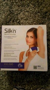 Silk'n Flash & Go EXPRESS Hair Removal Mississauga, L5C 3S8