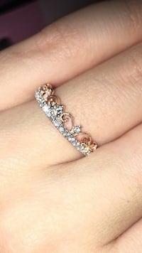 Rose Gold Promise Ring Muskego, 53150