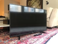 "43"" Toshiba LED tv Reston, 20190"