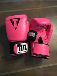 Title boxing gloves Allen, 75013