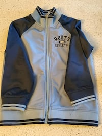 New roots toddler jacket