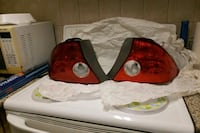 2001 Honda Civic tail lights  Brampton