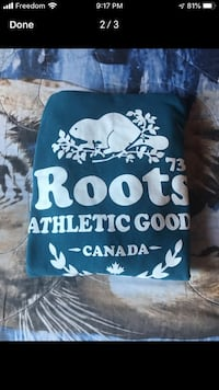 Brand new roots hoodie  London, N6C 5A8