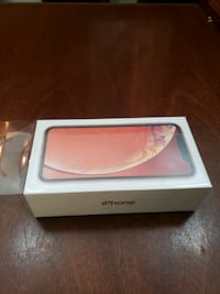 iPhone xr coral.  $500.  Ships from Quebec.  Read ad Winnipeg