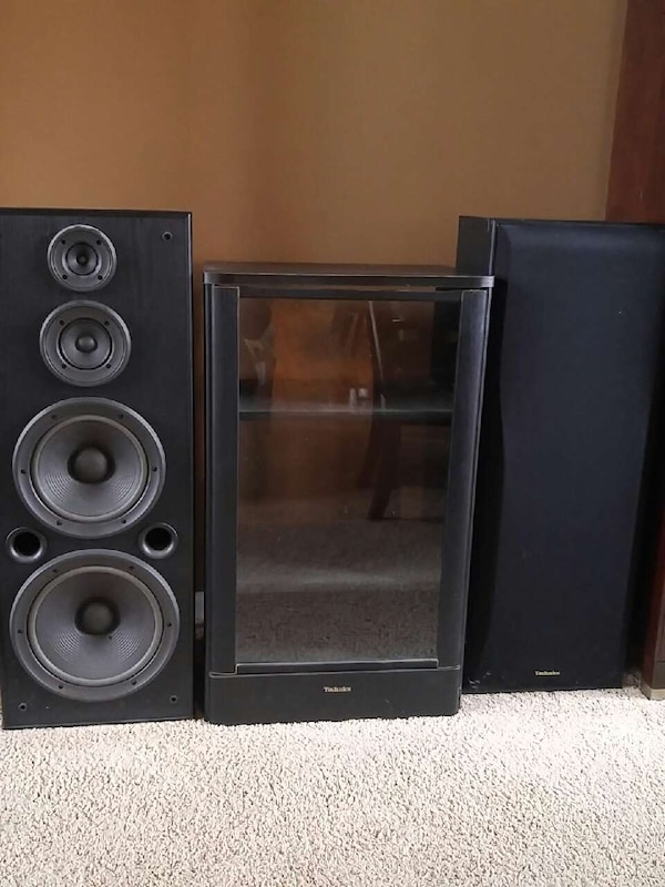 Technics SB-A55 3-way speaker system