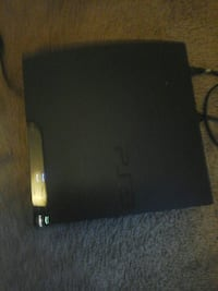 black Sony PS3 slim console Columbia, 29203