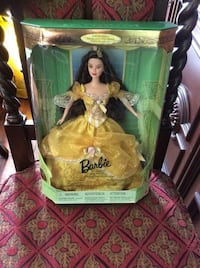 1999 Barbie as Beauty and the Beast. Brand New unopened box. Collector Edition. Has Doll Stand.