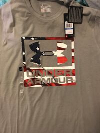 Men's UA shirt xl