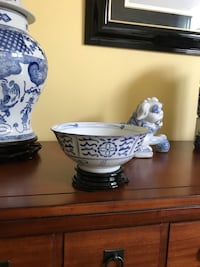 Chinese bowl with stand Lakewood, 08701