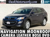 2011 Mazda CX-9 Grand Touring Navigation Sunroof Bose Leather Blue