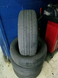 Used Michelin 2155517 MXV4 Chicago, 60659