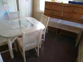 Vintage Dining Set - Delivery Available