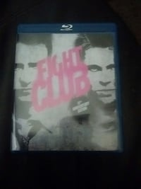Fight Club DVD movie case Houma, 70364