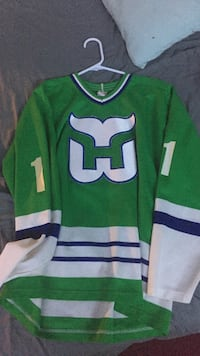 Hartford Whalers Jersey - Men's Small College Park, 20740