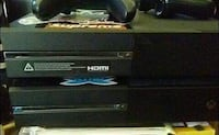 Black xbox one console with controller and game case Reno, 89502