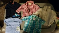 assorted color button up shirts Grand Rapids, 49504