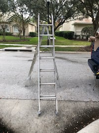 8ft light weight extension ladder Wesley Chapel, 33543