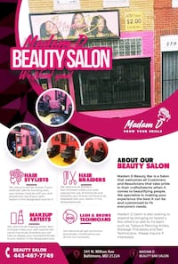 LOOKING FOR BRAIDERS & HAIR STYLISTS