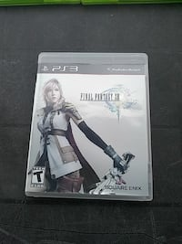 Sony PS3 Assassin's Creed 3 game case Concord, 94520