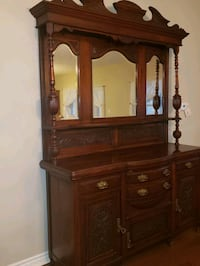 Antique sideboard Uxbridge, L9P 1C3