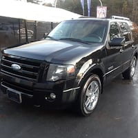 2008 Ford Expedition Limited 4x4!! Laurel