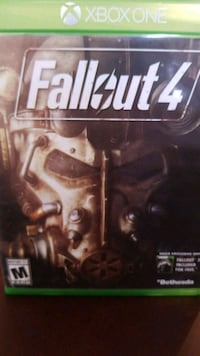Fallout 4 PS4 game case Tucson, 85742