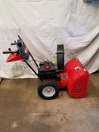 "Husker 26"" snowblower Mount Airy, 21771"