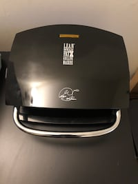 george foreman grill Kitchener, N2A 2R1